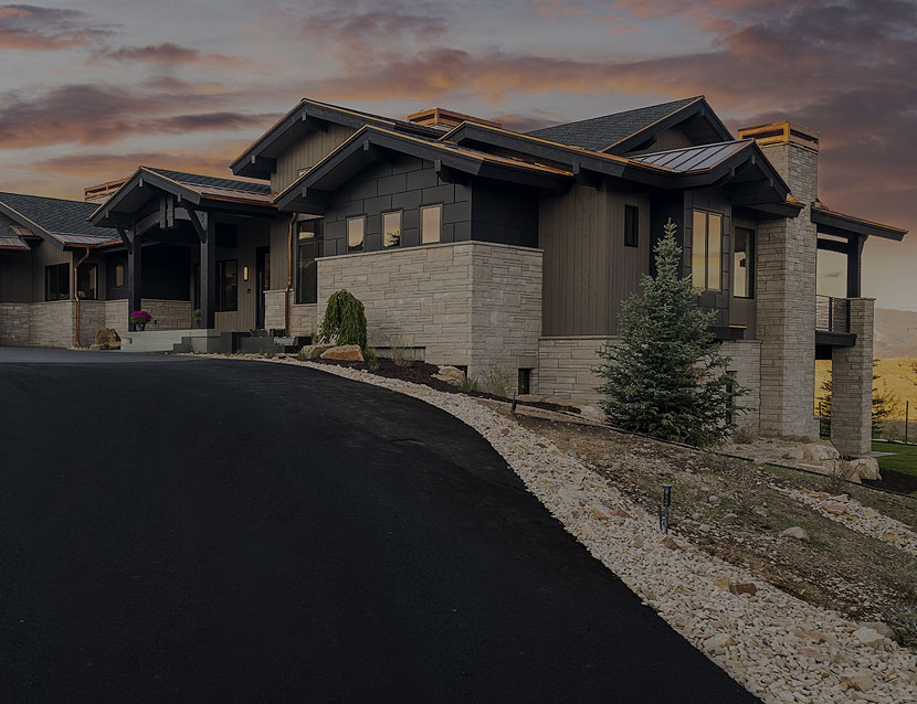 highland custom homes