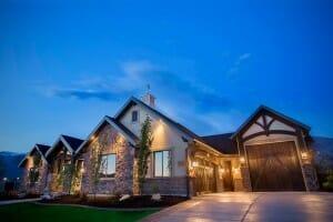Custom Utah Home in Valley