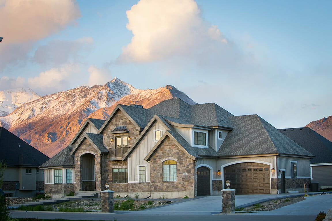 Custom Home Builder Utah County