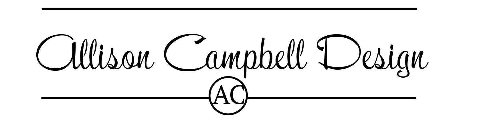 Allison Campbell Design