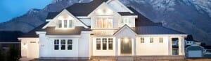 draper custom home