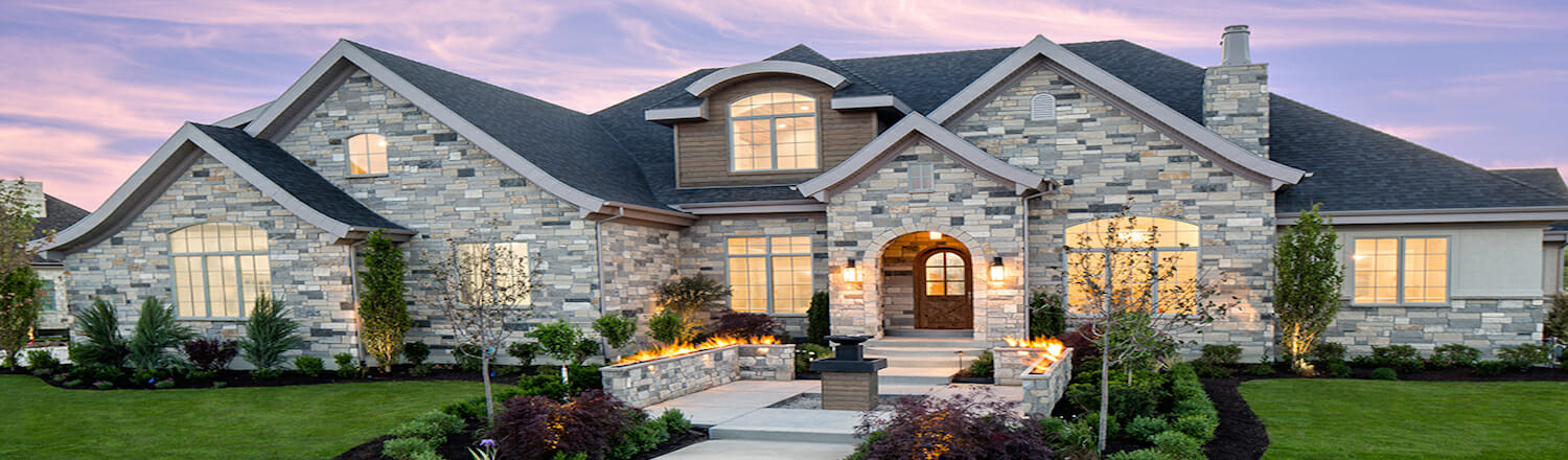 Utah custom home built for 2015 parade of homes highland for Utah homebuilders