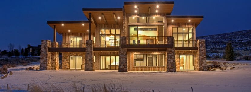Custom Home In Park City