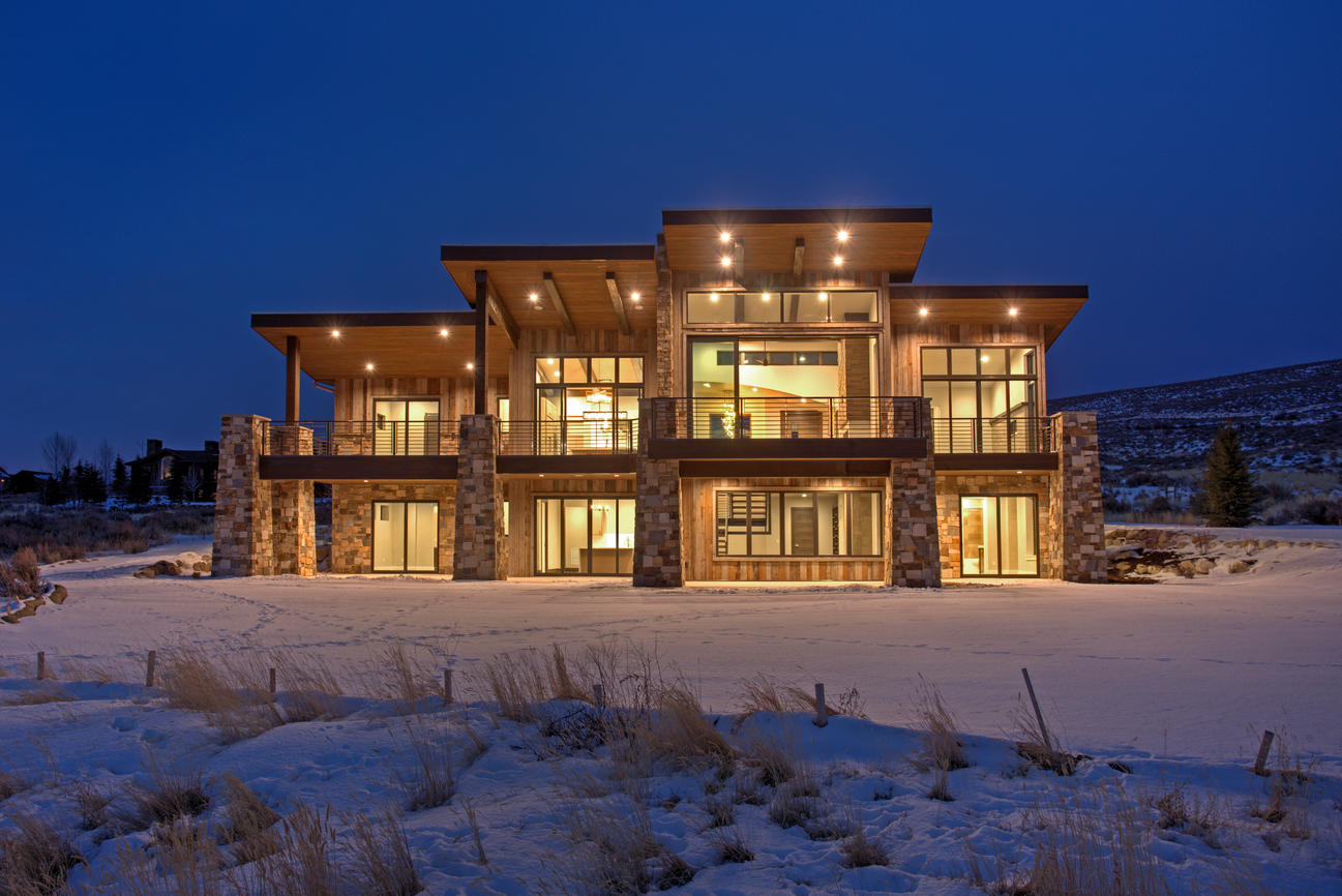 Luxury Custom Park City Living