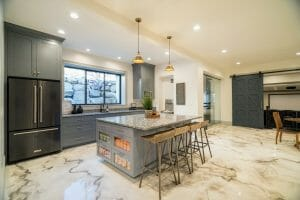 Parade of Home Kitchen
