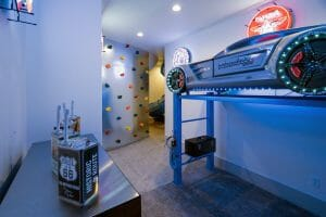 Parade of Homes Race Car Room