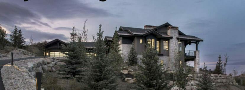 Utah Style & Design featured Utah Home Builder Highland Custom Homes
